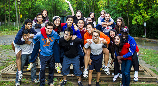Summer Camp 2017 in America's activities
