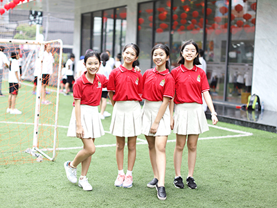 After-school Club, where I find myself in very first days