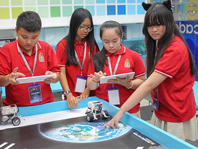 Chuyến tham quan thư viện S. Hub Kids với nhiều khám phá thú vị