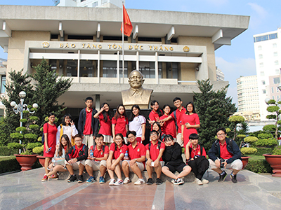 Bảo tàng Tôn Đức Thắng - Nơi những câu chuyện lịch sử được tái hiện