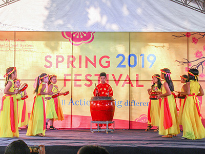 Spring 2019 Festival – WASSers celebrate the traditional New Year atmosphere
