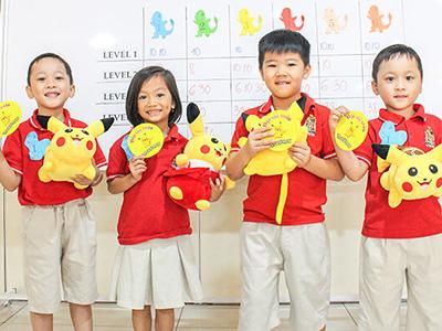 Hội thi giải toán Pokemon: Sân chơi hữu ích cho bạn nhỏ yêu toán