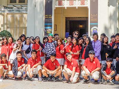 Chuyến đi khó quên tại Bảo Tàng Lịch Sử Việt Nam