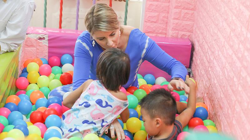 Tây Úc mang Tết thiếu nhi đến trẻ em tại mái ấm Mai Tâm