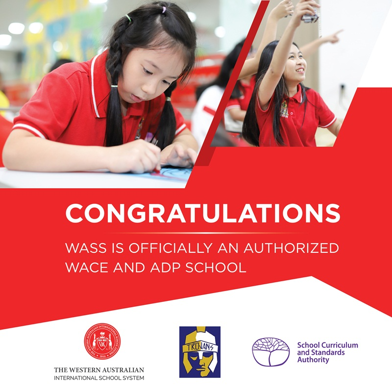 WASS is officially an authorized WACE and ADP School