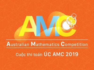 Khởi động cuộc thi Toán học Úc (AMC) 2019 – Tây Úc đại diện đăng cai cuộc thi tại miền Nam