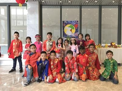 Mid – Autumn Festival at our school is …