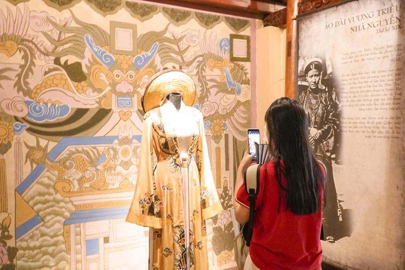 Bảo tàng Áo dài - Lưu giữ và tôn vinh vẻ đẹp của người phụ nữ Việt Nam xưa