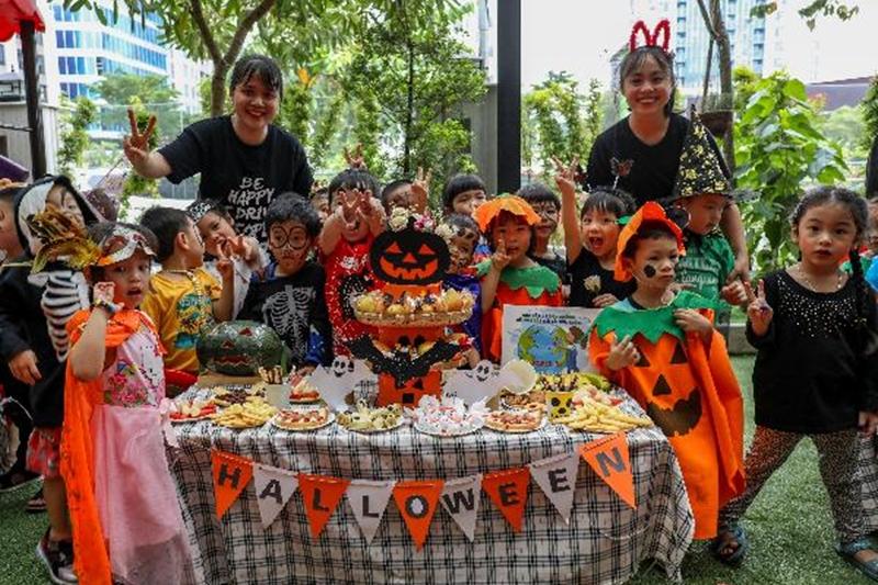 Lễ hội Halloween ma mị của WASSers Tây Úc