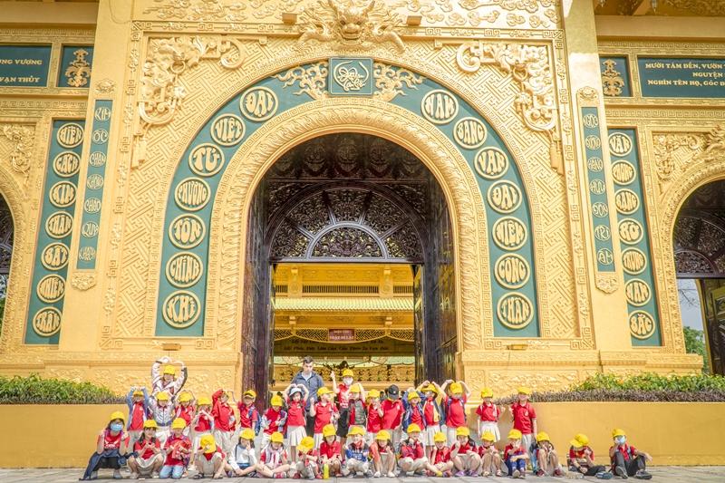 Field trip Khu du lịch Đại Nam và Di tích lịch sử Nhà tù Phú Lợi