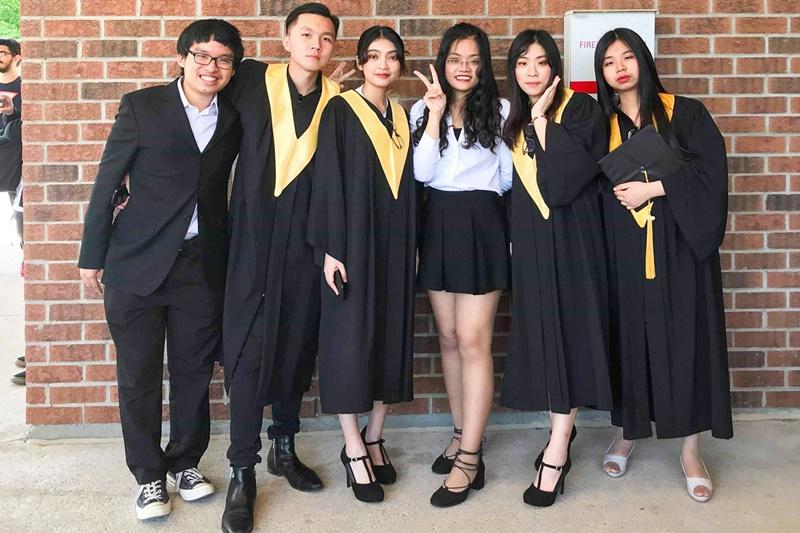 Chương trình quốc tế tại WASS - du học không còn là ước mơ xa vời
