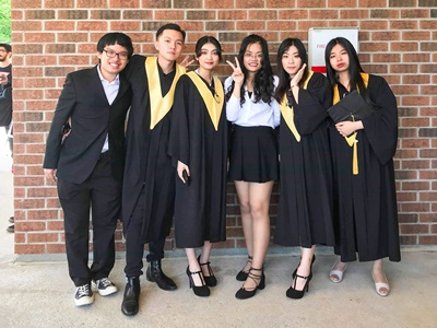 International program at WASS – Studying abroad is no longer a dream