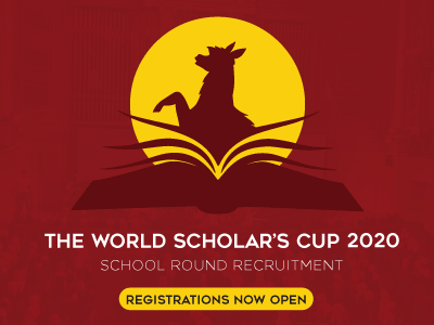 Discovering an exciting competition: The World Scholar's Cup 2020