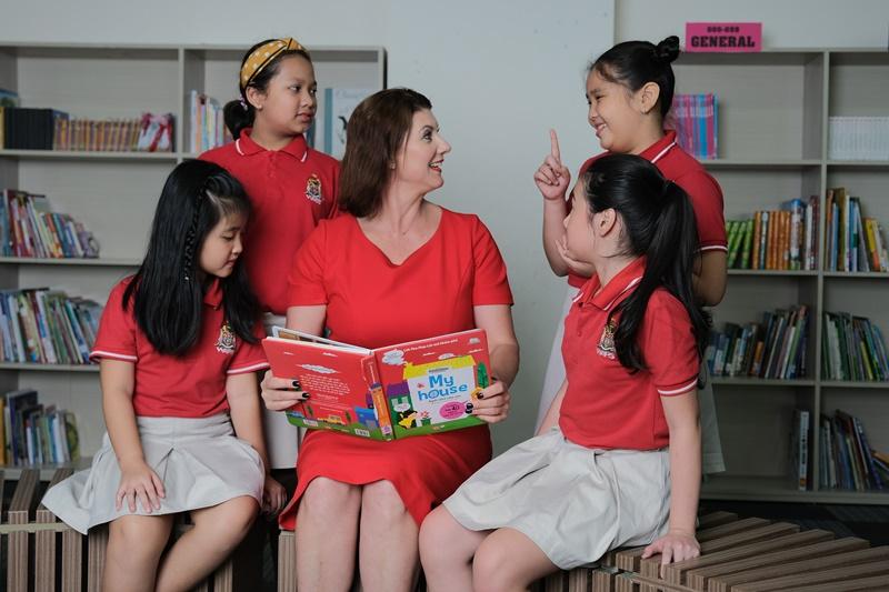 học chương trình thcs tại trường quốc tế