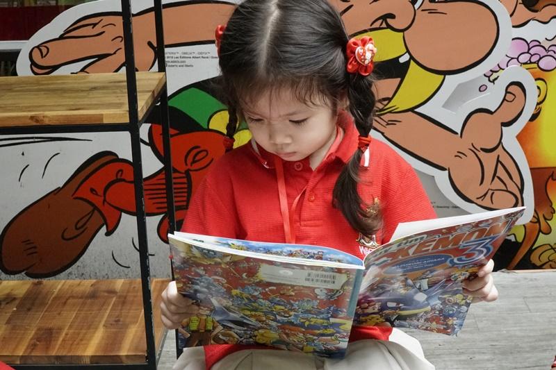 chương trình học song ngữ trường mầm non Tây Úc