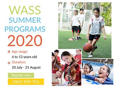 Chương trình hè sôi động của Hệ thống trường Tây Úc