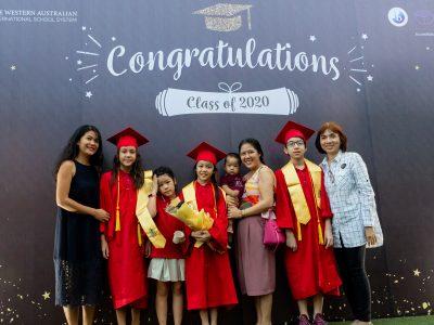 Lễ tổng kết và tốt nghiệp tại WASS