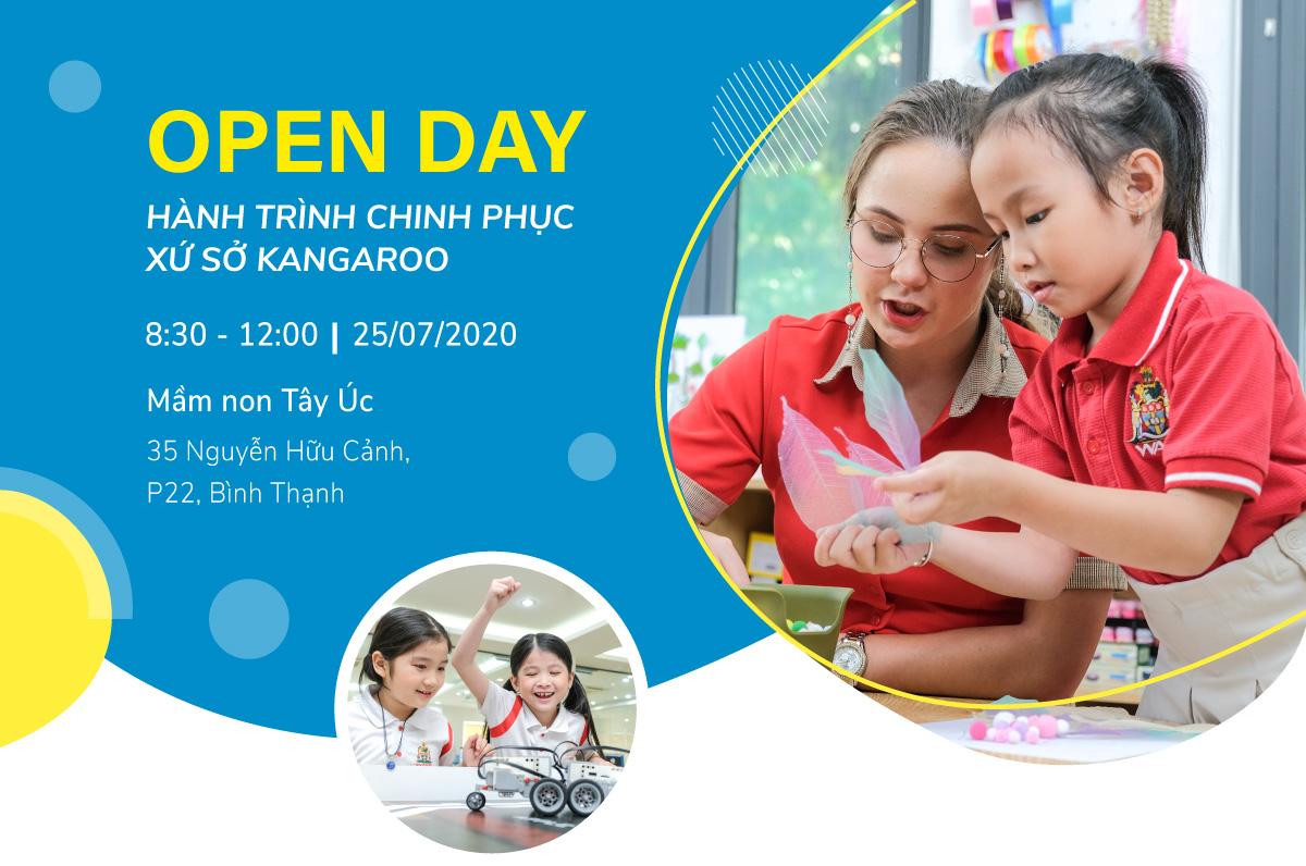 Open Day Kindergarten 2020
