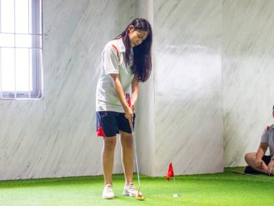 Tham gia bộ môn Golf mới lạ cùng WASSers