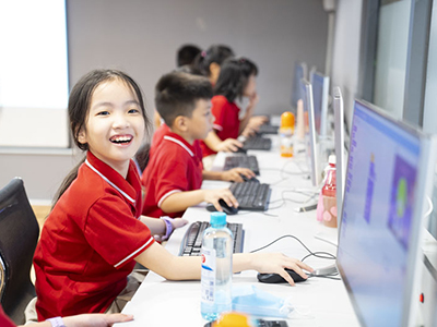 ICT classes and Scratch programming software