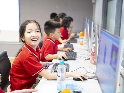 Lớp học ICT và phần mềm lập trình Scratch