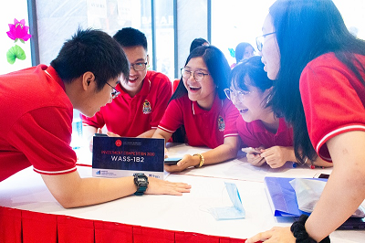 Kick off Wharton global high school investment competition