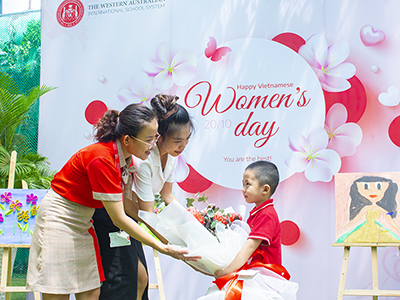Vietnamese women's day celebrated at WASS