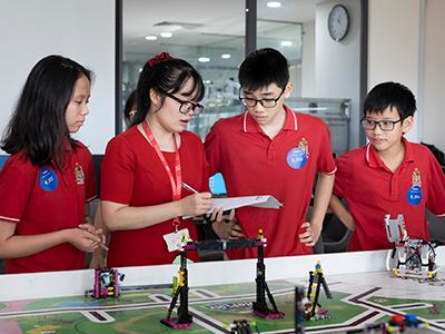 WASSers và hành trình chinh phục giải First Lego League IV