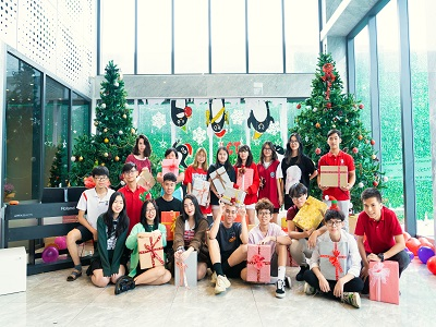 A merry magical Christmas at WASS