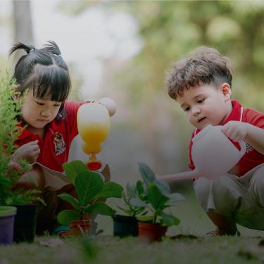 Brochure Summer Camp for Kindergarten 2021